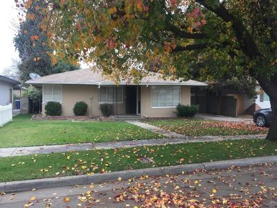 Fresno Single Family Home For Sale: 1218 W Fountain Way
