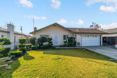 Fresno Single Family Home For Sale: 705 W Weldon Avenue