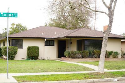 Single Family Home For Sale: 105 E Cortland Avenue