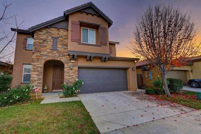 Fresno Single Family Home For Sale: 2469 E Turnberry Avenue