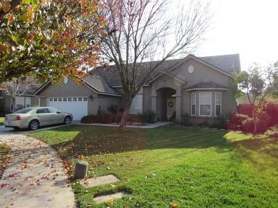 Kerman Single Family Home For Sale: 14047 W G Street