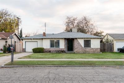 Fresno Single Family Home For Sale: 5054 E Clay Avenue