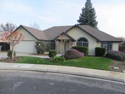 Clovis Single Family Home For Sale: 849 N Rogers Avenue