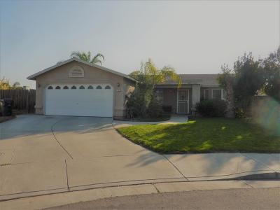 Madera Single Family Home For Sale: 1638 Jaden Court