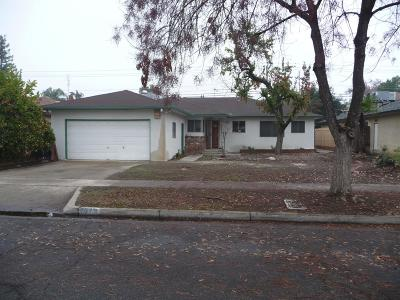 Fresno Single Family Home For Sale: 4648 N 4 Th Street