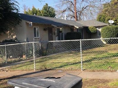 Clovis, Fresno, Sanger Multi Family Home For Sale: 1407 E Harvard Avenue