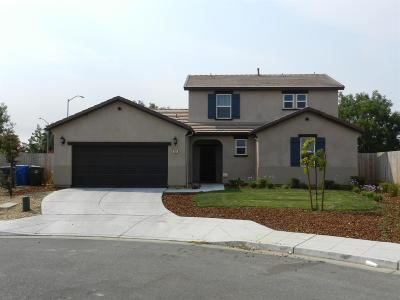 Madera Single Family Home For Sale: 852 Morris Lane