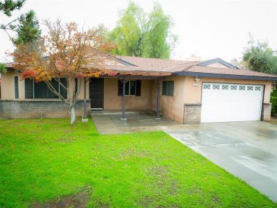 Fresno Single Family Home For Sale: 2609 N Pima Avenue