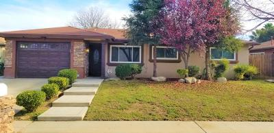 Fresno Single Family Home For Sale: 4596 N Pleasant Avenue