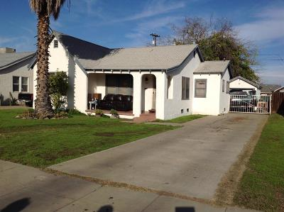 Madera Single Family Home For Sale: 405 N G Street