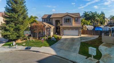 Fresno Single Family Home For Sale: 6515 W Morris Avenue