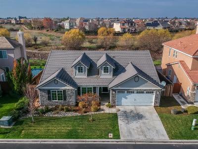 Clovis Single Family Home For Sale: 4237 N Del Rey Avenue