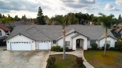Porterville Single Family Home For Sale: 653 Brandy Way