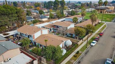 Clovis, Fresno, Sanger Multi Family Home For Sale: 4621 E Andrews Avenue
