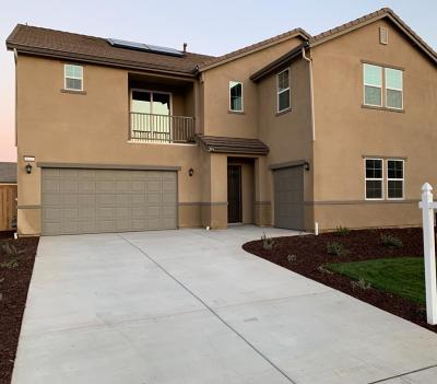 Madera Single Family Home For Sale: 677 Blossom Way