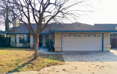 Fresno County Single Family Home For Sale: 5033 W Holland Avenue