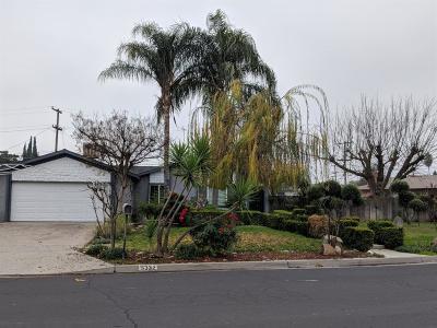 Single Family Home For Sale: 5332 E Tyler Avenue