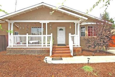 Fresno Single Family Home For Sale: 3720 W Bullard Avenue