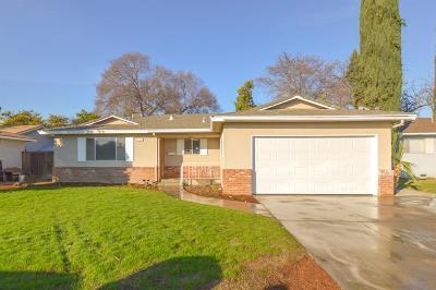 Clovis Single Family Home For Sale: 711 W Ashcroft Avenue