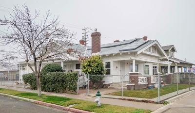 Fresno Single Family Home For Sale: 1775 E Grant Avenue