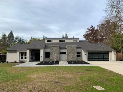 Fresno Single Family Home For Sale: 5439 N Kavanagh Avenue