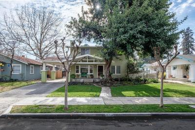 Single Family Home For Sale: 640 E Yale Avenue