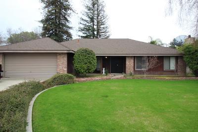 Dinuba Single Family Home For Sale: 792 E Davis Drive
