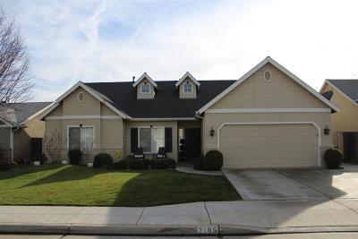 Fresno Single Family Home For Sale: 2185 E Saint Andrew Drive