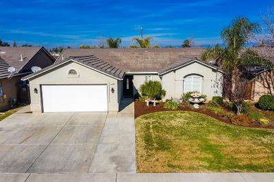 Sanger Single Family Home For Sale: 1848 Heidi Avenue
