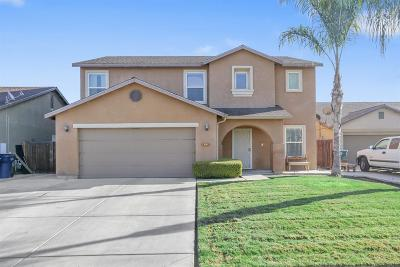 Tulare Single Family Home For Sale: 912 Randle Court