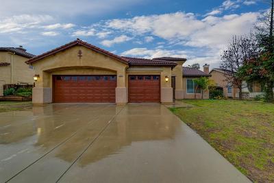 Clovis Single Family Home For Sale: 3356 Hornet Avenue