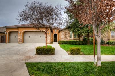 Clovis Single Family Home For Sale: 3175 Mitchell Avenue