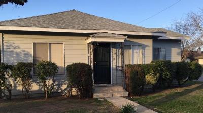 Coalinga Single Family Home For Sale: 302 Tyler Street