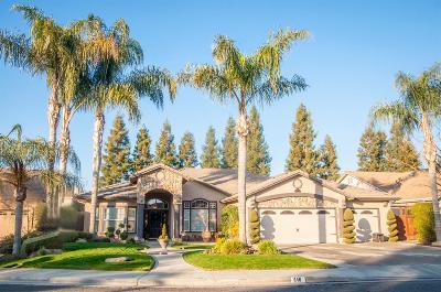 Visalia Single Family Home For Sale: 616 W Cherry Court