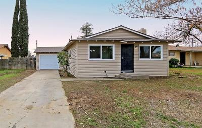 Madera Single Family Home For Sale: 204 Maple Street
