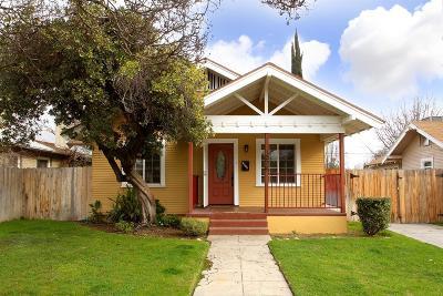 Single Family Home For Sale: 1276 N Farris Avenue