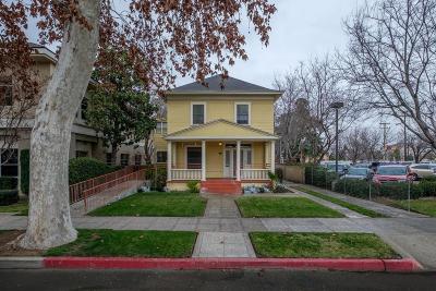 Fresno Single Family Home For Sale: 1120 T Street