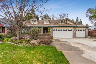 Clovis Single Family Home For Sale: 2353 Decatur Avenue