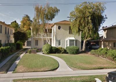 Clovis, Fresno, Sanger Multi Family Home For Sale: 824 E Floradora Avenue