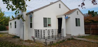 Fresno Single Family Home For Sale: 4503 E Mono Street