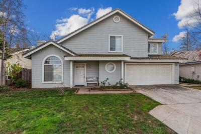 Fresno CA Single Family Home For Sale: $265,000