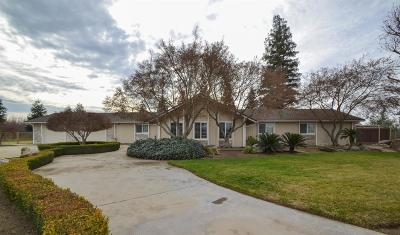 Selma CA Single Family Home For Sale: $449,900