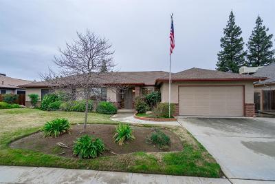Fresno Single Family Home For Sale: 1551 E Jordan Avenue