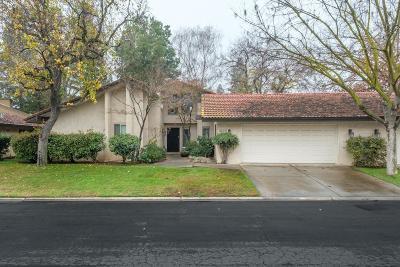 Fresno Condo/Townhouse For Sale: 5522 N El Adobe Drive