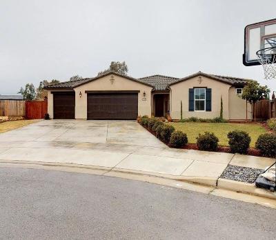 Clovis Single Family Home For Sale: 3117 Portland Avenue