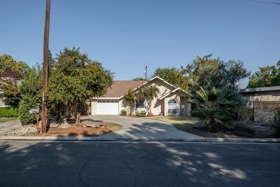 Fresno Single Family Home For Sale: 1043 E Buckingham Way
