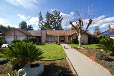 Fresno Single Family Home For Sale: 1604 S Bailey