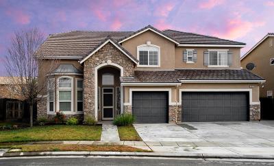 Fresno Single Family Home For Sale: 10634 N Bonadelle Avenue