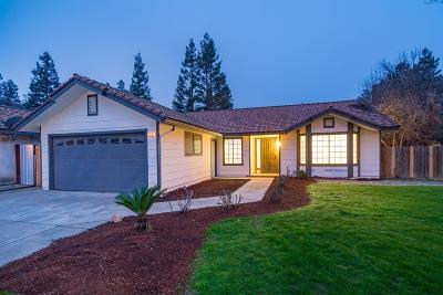 Fresno Single Family Home For Sale: 6161 N Lola Avenue