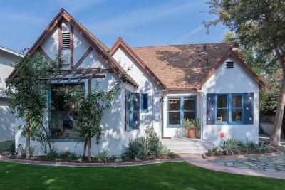 Single Family Home For Sale: 115 E Weldon Avenue